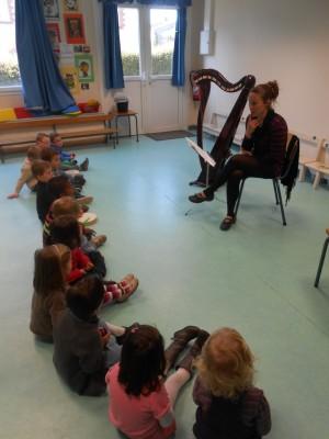 éducation musicale avec Céline (1)