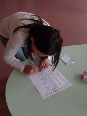 6 Signature du registre